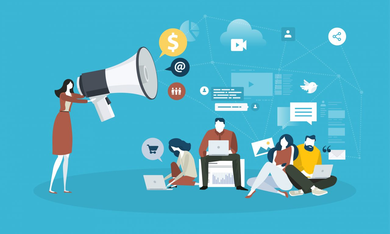 Content-Distribution ist eine der größten Herausforderungen des digitalen Content Marketings